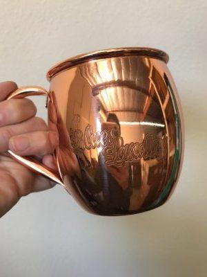 Blues Landing Custom Copper Mug & Wholesale Copper Mug