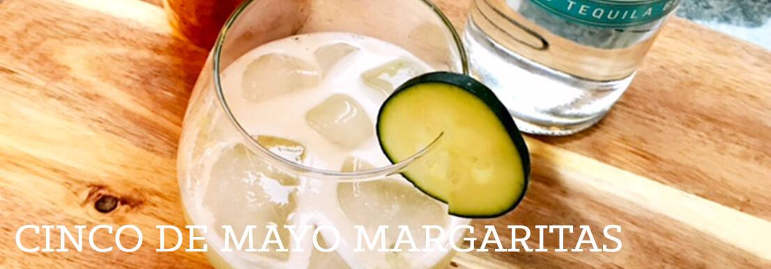 Cinco De Mayo: HOT Cucumber Margarita & Cara-Coco Margarita ...